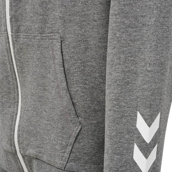 hmlPLESS Zip Hættetrøje