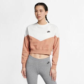 Nike Sportswear Fleece Crew Damer