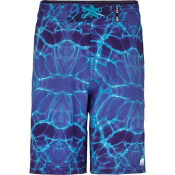 FIREFLY Steward Bermuda Shorts Blå