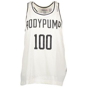 Reebok Les Mills Bodypump 100 Damer Hvid