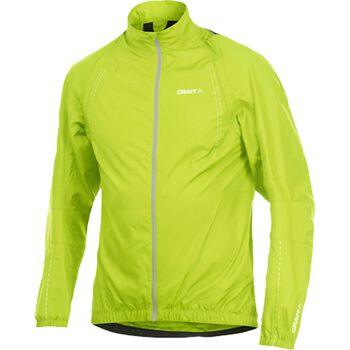 Craft Active Bike Convert Jacket Amino Herrer Gul