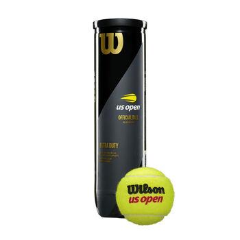 Wilson US Open Tennis Balls - 4 stk.