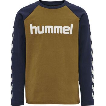 Hummel Boys langærmet T-shirt Drenge