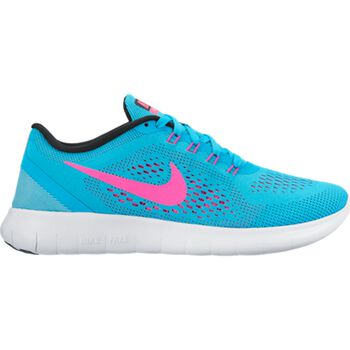 Nike Free Run Kvinder Blå