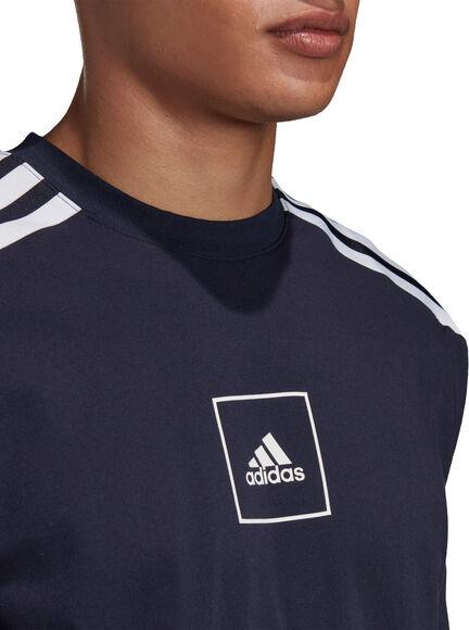 3 Stripes Trænings T-shirt.