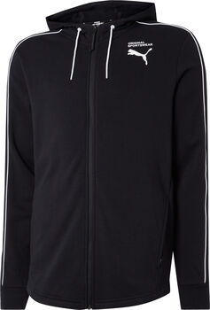 Puma Style Hooded Sweat FZ Herrer