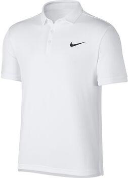 Nike  Court Dry Polo Team Herrer