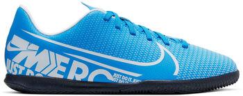 Nike Mercurial Vapor 13 Club IC Blå