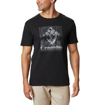 Columbia Basin Butte T-Shirt Herrer