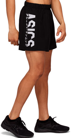 "Katakana 5"" Shorts"