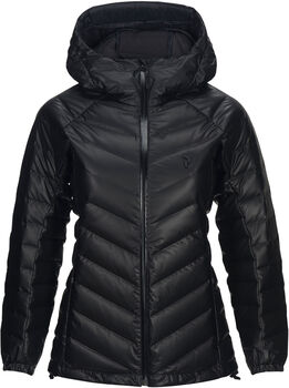 Peak Performance Down Dry Frost Hooded Jacket Damer
