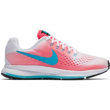 Nike Zoom Pegasus 34 GS Hvid