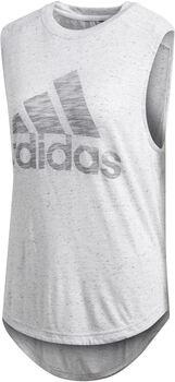 ADIDAS ID Winners Muscle T-shirt Damer