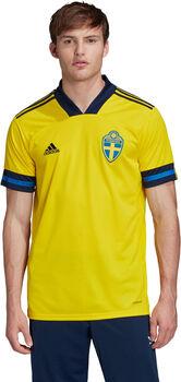 adidas Sverige 20/21 Hjemmebanetrøje