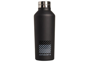 Superdry Steel Bottle drikkedunk