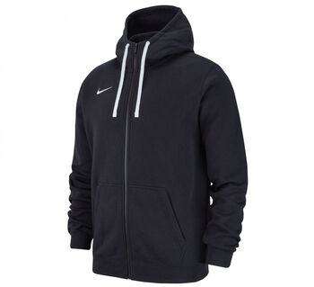 Nike Club19 Fleece Hoodie Herrer Sort