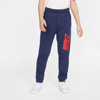 Nike Dri-FIT Tapered Graphic Training Trousers Drenge