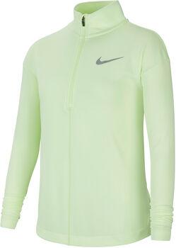 Nike 1/2-zip løbetrøje