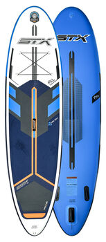 K2 STX Freeride Inflatable Stand Up Paddle Blå