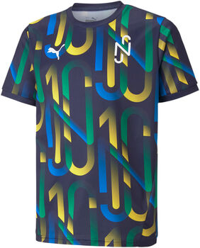 Puma Neymar Jr future printed T-shirt