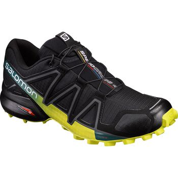 Salomon Speedcross 4 Herrer Sort