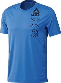 Reebok Activchill Graphic Top Herrer