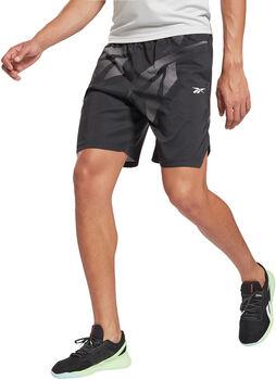 Reebok Workout Ready AOP shorts Herrer Grå