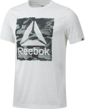 Reebok Camo Delta Speedwick Crew Herrer