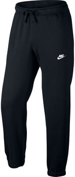 Nike Nsw Pant Cuff Fleece Club Herrer Sort