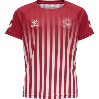 Hummel DBU fan retro t-shirt