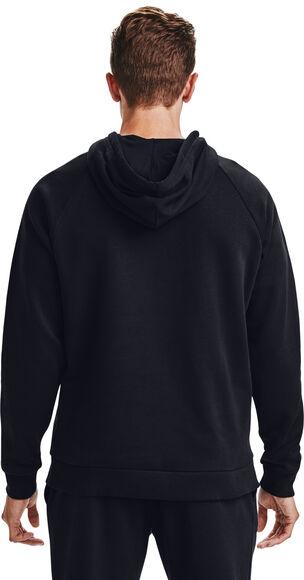 Rival fleece Big Logo hættetrøje