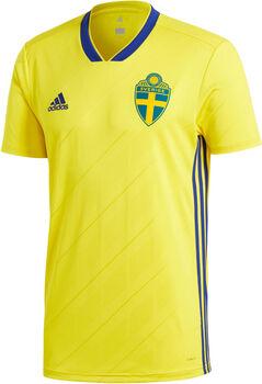 adidas Sverige 18/19 Hjemmebanetrøje