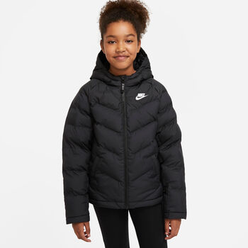 Nike Sportswear Big Kids Jakke Sort