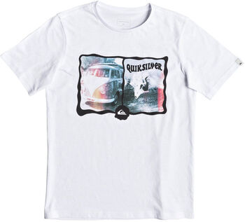 Quiksilver Morning Session SS T-shirt