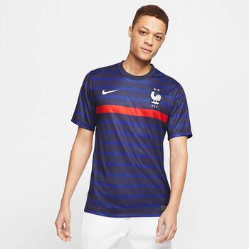 Nike Frankrig 2020 Hjemmebanetrøje Herrer Blå