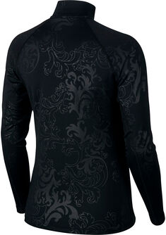 Pro Warm Top LS HZ Royal Printed