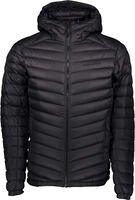Peak Performance Frost Down Hooded Jacket - Mænd Sort