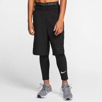 Nike Pro Tights Drenge Sort
