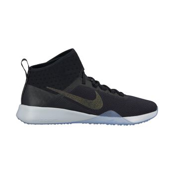 Nike Air Zoom Strong 2 MTLC Damer Sort
