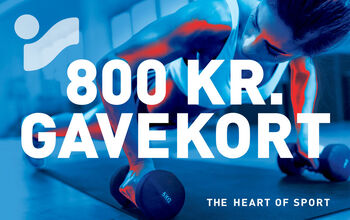 INTERSPORT Gavekort 800,00