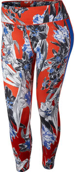 Nike One Floral Training Tights (Plus Size) Damer