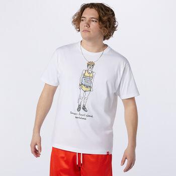 New Balance Essentials Runner T-shirt Herrer