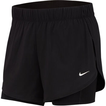 Nike Flex 2-In-1 Shorts Damer Sort