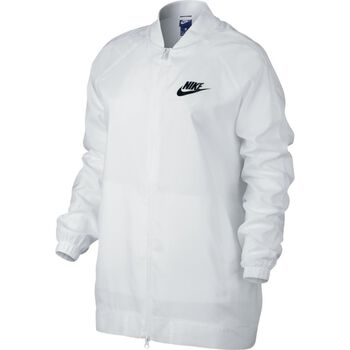 Nike Sportswear Advance 15 Jacket Damer Hvid