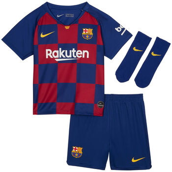 Nike FC Barcelona 2019/20 Hjemmebanesæt
