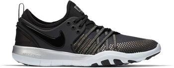Nike Free TR 7 Metallic Kvinder Sort