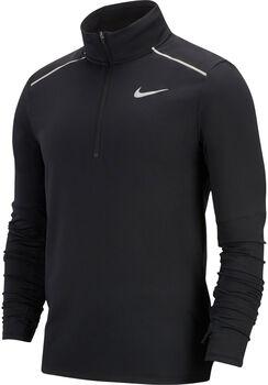 Nike Element 3.0 1/2-Zip Løbetrøje Herrer Sort