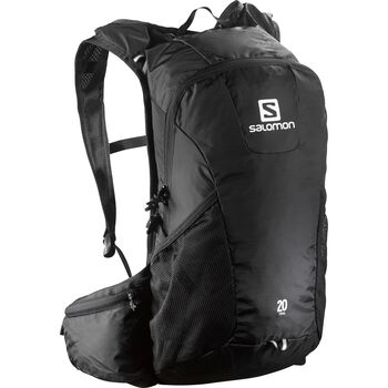 Salomon Trail 20 Black Ns Sort