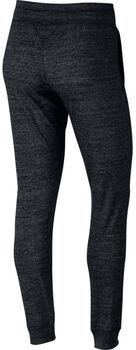 Nike Sportswear Gym Vintage Pant Damer Sort