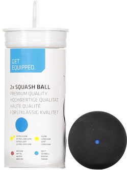 Squashbolde - 2. stk